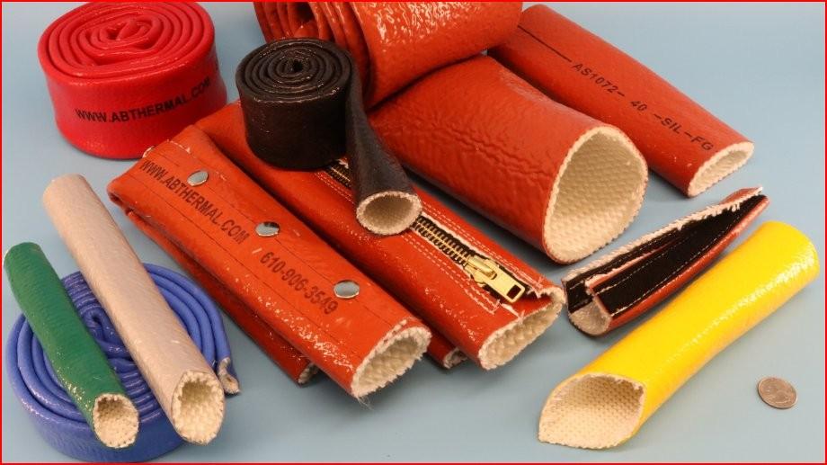 Heat Flame Fire Spark Splatter & Abrasion Protection - AB