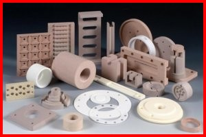 Ceramic Machinable Forms