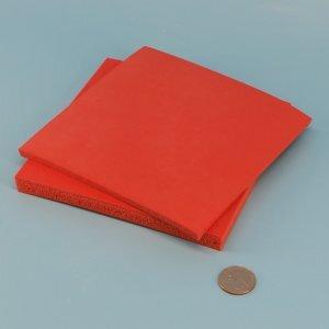 Silicone Closed Cell Insulating Sponge Foam High Temperature