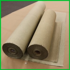 fiberglass fabric with vermiculite coating high temperature heat resistant