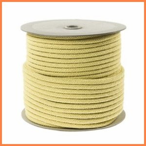 Braided Kevlar High Strength Heat Resistant Rope