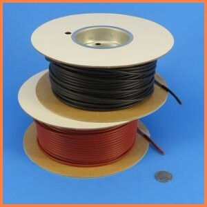 Small Diameter Firesleeve AWG wire protection