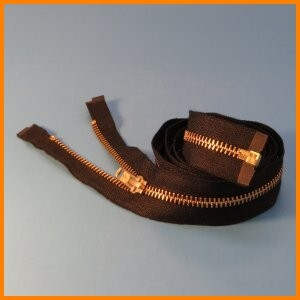high temperature heat flame resistant zippers